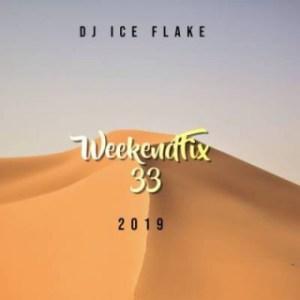 Dj Ice Flake - WeekendFix 33 Gqom Wave 2019